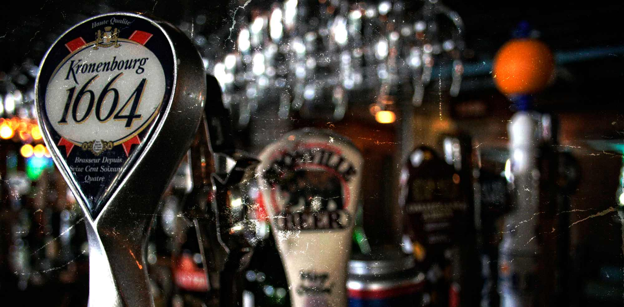 Beer on tap at park tavern delray beach