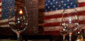 White Wine Selection at Park Tavern Delray Beach