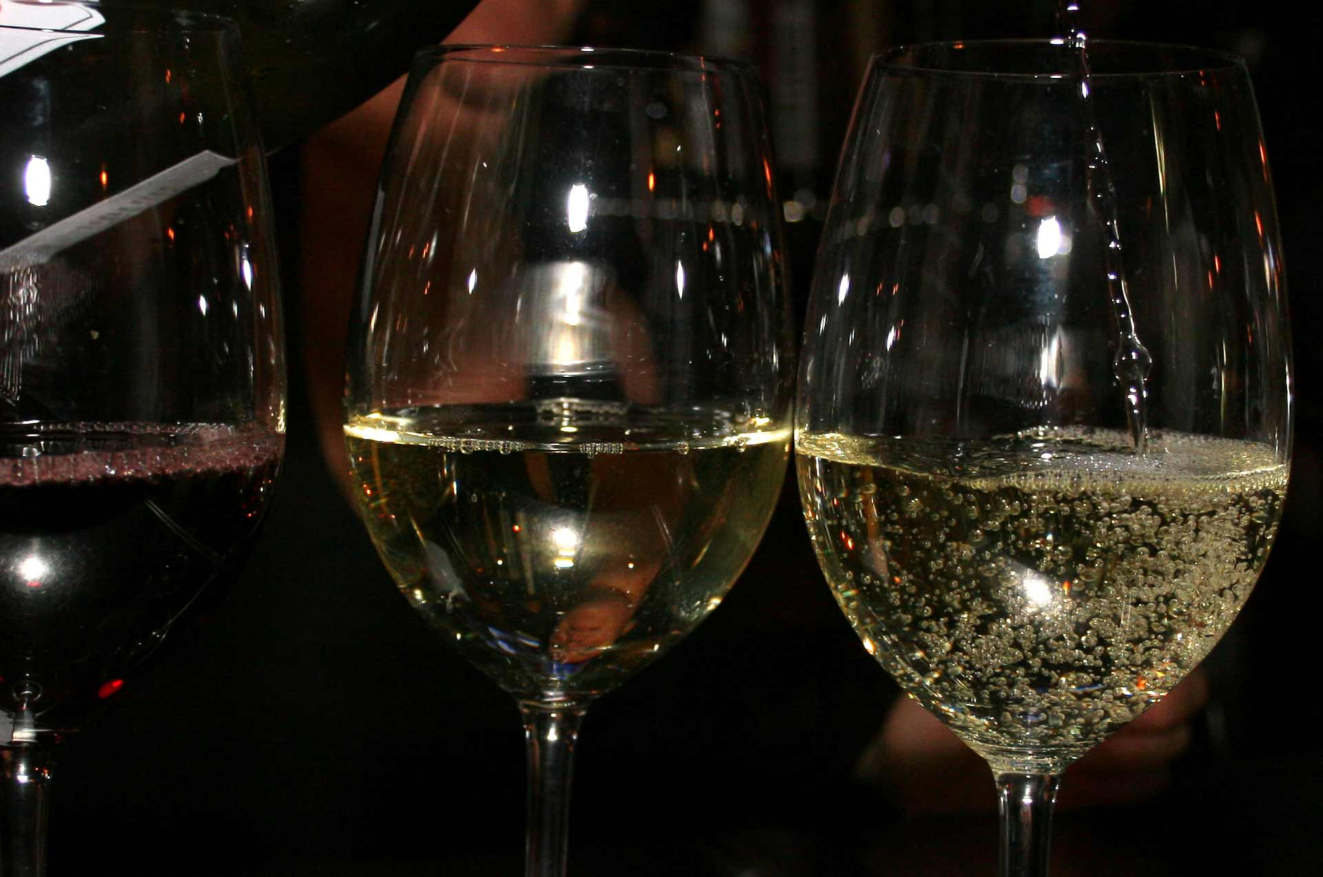 Wines by the Glass at Park Tavern Delray Beach