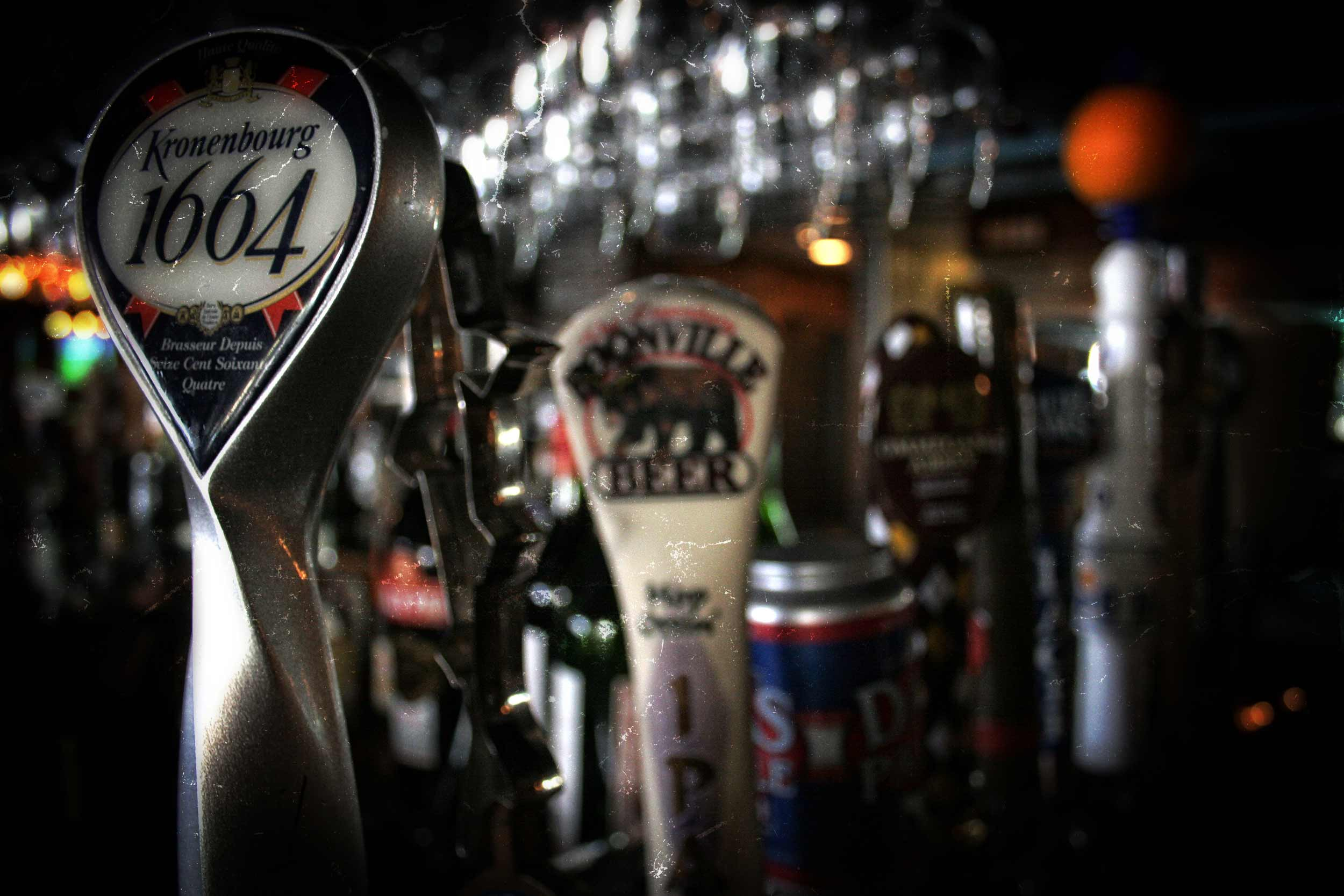 Beer on Tap an Park Tavern Delray Beach
