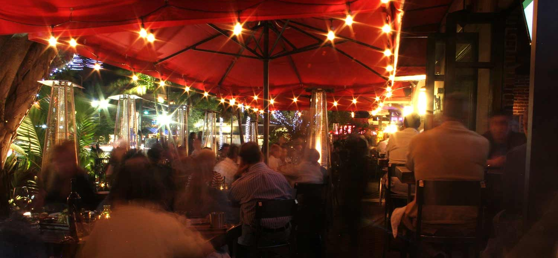 Park Tavern Restaurant Delray Beach