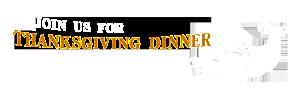 Thanksgiving Dinner At Park Tavern Delray Beach
