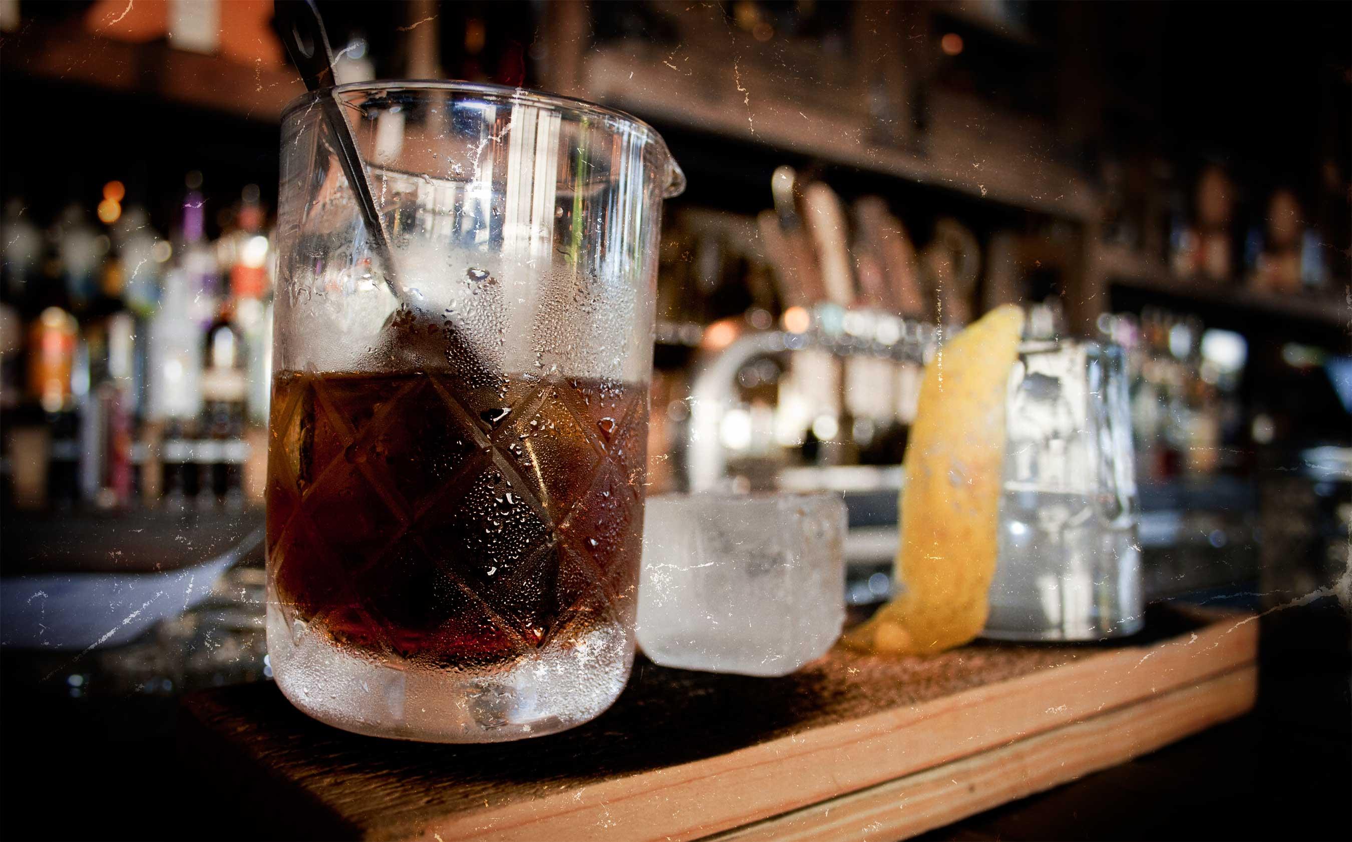 Happy Hour at Park Tavern Delray Beach