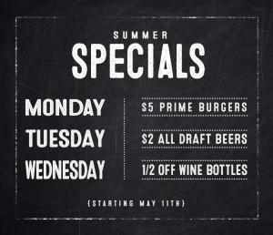 Summer Specials Pop